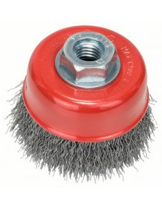 Bosch 2 608 622 098 wire wheel/wheel brush Cup 7.5 cm Bosch 2608622098 - 1