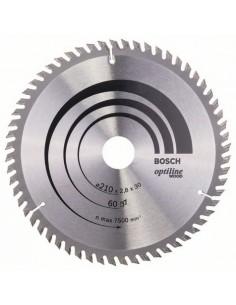 Bosch 2 608 641 190 cirkelsågsblad 21 cm 1 styck Bosch 2608641190 - 1