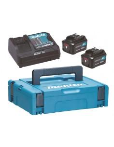 Makita 197641-2 batteri och laddare för motordrivet verktyg Set med Makita 197641-2 - 1