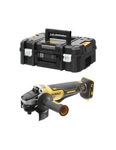 DeWALT DCG406NT-XJ portable sander Disc 9000 RPM Black, Grey, Yellow Dewalt DCG406NT-XJ - 1