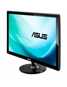 "ASUS VS278H 68.6 cm (27"") 1920 x 1080 pikseliä Full HD Musta Asus 90LMF6001Q02271C - 1"