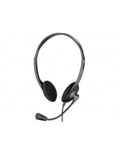 Sandberg 825-30 kuulokkeet ja kuulokemikrofoni Pääpanta 3.5 mm liitin Musta Sandberg 825-30 - 1