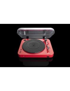 Lenco L-85 Belt-drive audio turntable Red Lenco L85RED - 1