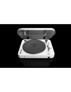 Lenco L-85 Belt-drive audio turntable White Lenco L85WHITE - 1