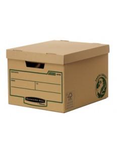 Fellowes 4470601 Förvaringslåda för mappar papper Brun Fellowes 4470601 - 1