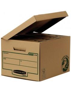 Fellowes 4470809 Förvaringslåda för mappar papper Brun Fellowes 4470809 - 1