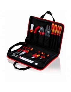 Knipex 00 21 11 työkalulaatikko Musta, Punainen Polyesteri Knipex 00 21 11 - 1