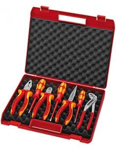 Knipex 00 21 15 tekninen työkalusetti Knipex 00 21 15 - 1