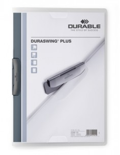 Durable Duraswing plus Polypropeeni (PP) Läpinäkyvä A4 Durable 228819 - 1