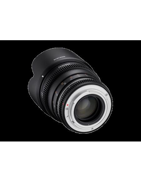 Samyang VDSLR 50mm T1.5 MK2 MILC Elokuvaobjektiivi Musta Samyang 23016 - 2