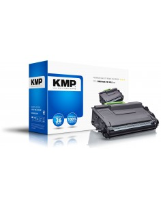 KMP 1263.3000 värikasetti 1 kpl Yhteensopiva Musta Kmp Creative Lifestyle Products 1263,3000 - 1