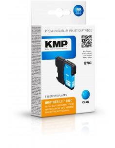 Kmp B78c Tintenpatrone Cyan Kompatibel M. Brother Lc-1100 C Kmp Creative Lifestyle Products 1522,4803 - 1