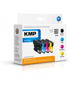 Kmp B78v Vorteilspack Bk/c/m/y Kompatibel Mit Brother Lc-110 Kmp Creative Lifestyle Products 1522,4805 - 1