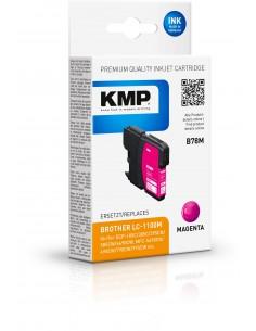 KMP 1522.4806 mustekasetti 1 kpl Yhteensopiva Magenta Kmp Creative Lifestyle Products 1522,4806 - 1
