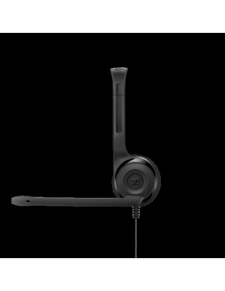 EPOS PC 5 Chat Kuulokkeet Pääpanta 3.5 mm liitin Musta Sennheiser 508328 - 4