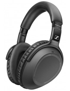 Sennheiser 508337 kuulokkeet ja kuulokemikrofoni Pääpanta Bluetooth Musta Sennheiser 508337 - 1