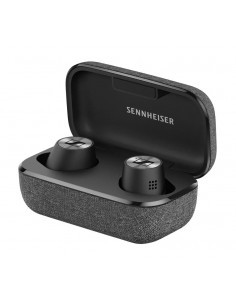Sennheiser MOMENTUM True Wireless 2 Earbuds - Black Kuulokkeet In-ear USB Type-C Bluetooth Musta Sennheiser 508674 - 1