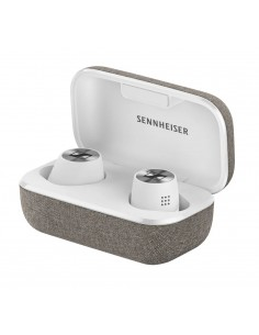 Sennheiser MOMENTUM True Wireless 2 Earbuds - White Kuulokkeet In-ear USB Type-C Bluetooth Valkoinen Sennheiser 508831 - 1