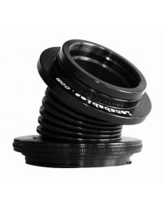 Lensbaby Velvet 56 Silver Canon Rf Lensbaby LBV56SECRF - 1