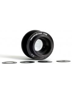 Lensbaby Velvet 85 Silver Canon Ef Lensbaby LBV85SEC - 1