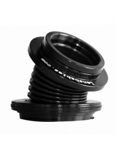 Lensbaby f/2.0, SLR Musta Lensbaby LBV85SECRF - 1