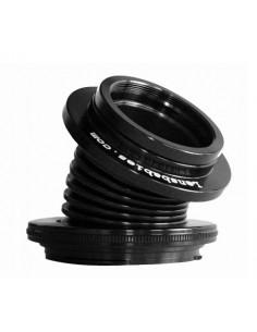 Lensbaby Velvet 85 Silver Nikon F Lensbaby LBV85SEN - 1