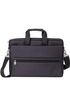 """Rivacase 8630 laukku kannettavalle tietokoneelle 39,6 cm (15.6"""""""") Lähettilaukku Musta Rivacase 8630 BLACK - 1"""