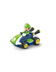 Carrera Mario Kart(TM) Luigi Sähkömoottori Maantiekilpa-auto Carrera 370430003 - 1