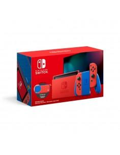 Nintendo Switch Mario Red & Blue Edition Nintendo 10004540 - 1