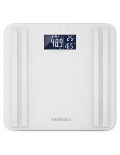 Medisana BS 465 Sähkökäyttöinen henkilövaaka Suorakulmio Valkoinen Medisana 40483 - 1