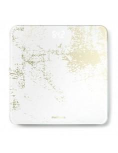 Medisana PS 436 Suorakulmio Kulta, Valkoinen Sähkökäyttöinen henkilövaaka Medisana 40520 - 1