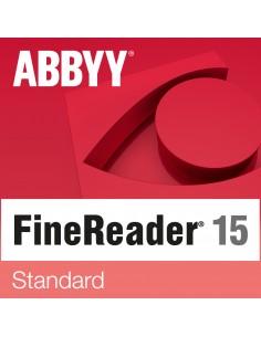ABBYY FineReader 15 Standard 1 lisenssi(t) Lisenssi Abbyy Europe Gmbh FR15SW-FMPL-X - 1