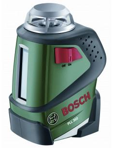 Bosch PLL 360 Linjalaser 20 m 635 nm (< 1 mW) Bosch 603663000 - 1