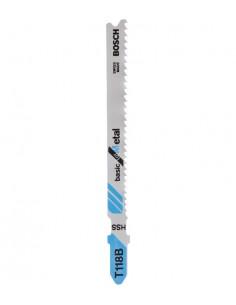 Bosch 2 608 638 471 jigsaw/scroll saw/reciprocating saw blade Jigsaw High-Speed Steel (HSS) 25 pc(s) Bosch 2608638471 - 1