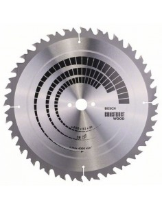 Bosch 2 608 640 703 cirkelsågsblad 40 cm 1 styck Bosch 2608640703 - 1