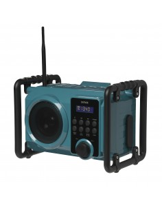 Denver WRB-50 radio Worksite Analog Teal Denver WRB-50 - 1