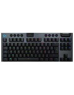 Logitech G G915 TKL näppäimistö RF Wireless + Bluetooth AZERTY ranska Musta Logitech 920-009514 - 1