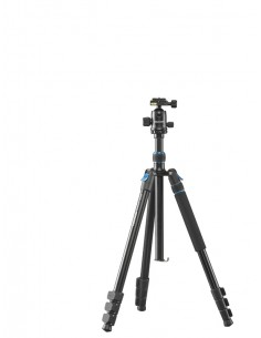 Cullmann Rondo 480M RB8.5 kolmijalka Digitaalinen ja elokuva-kamerat 3 jalkoja Musta Cullmann 52231 - 1