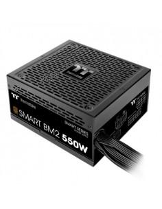 Thermaltake Smart BM2 virtalähdeyksikkö 550 W 20+4 pin ATX Musta Thermaltake PS-SPD-0550MNFABE-1 - 1