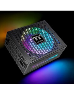 Thermaltake Toughpower PF1 virtalähdeyksikkö 1050 W 24-pin ATX Musta Thermaltake PS-TPD-1050F3FAPE-1 - 1