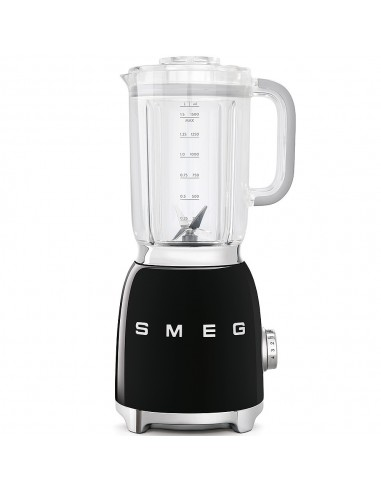 Smeg BLF01BLEU tehosekoitin 1,5 L Pöydällä pidettävä Musta 800 W Smeg BLF01BLEU - 1