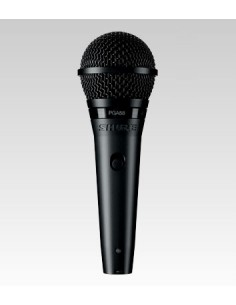 Shure PGA58 Musta Studiomikrofoni Shure PGA58-QTR-E - 1