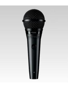 Shure PGA58-XLR Musta Lava-/esitysmikrofoni Shure PGA58-XLR-E - 1