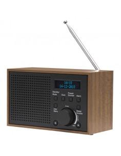 Denver DAB-46DARK GREY radio Internet Analoginen & digitaalinen Musta, Ruskea Denver 111111000390 - 1