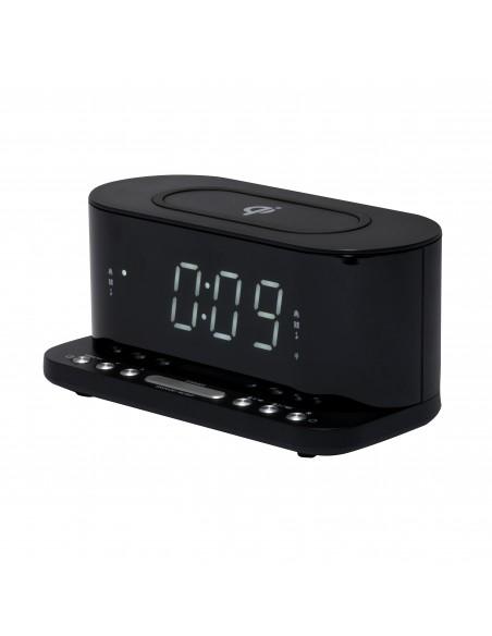 Denver CRQ-110 Clock Digital Black Denver 1111313000010 - 3