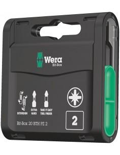 Wera Bit-box 20 Bth Pz Wera 05057762001 - 1