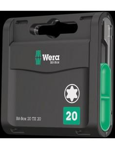 Wera 20 TX talttaterä kpl Wera 05057773001 - 1