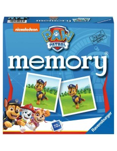 Ravensburger memory Paw Patrol Matching card game Ravensburger 20743 5 - 1