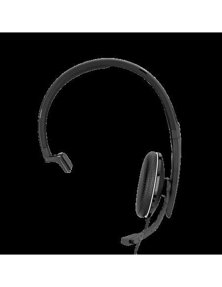EPOS | Sennheiser ADAPT 135 USB-C Kuulokkeet Pääpanta 3.5 mm liitin USB Type-C Musta Sennheiser 508355 - 3