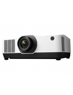 NEC PA1004UL data projector Ceiling / Floor mounted 10000 ANSI lumens 3LCD WUXGA (1920x1200) 3D White Nec 60004512 - 1